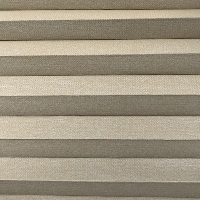 Blockout Honeycomb Blinds Using Sand