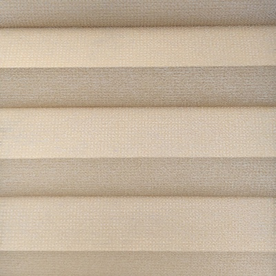 Light Filtering Honeycomb Blinds Using Flax