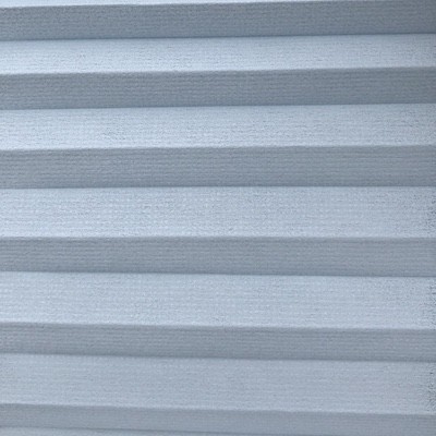 Light Filtering Honeycomb Blinds Using Frost