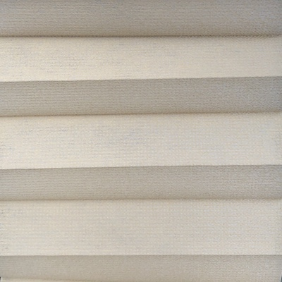 Light Filtering Honeycomb Blinds Using Sand